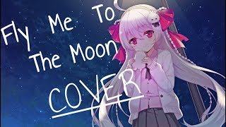 Fly Me To The Moon (lofi cover with freeverse rapping) -Nikki Chi-
