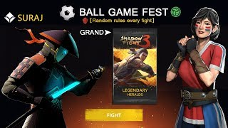 Shadow Fight 3 Official Grand Battle Ball Game Fest World Cup 2018