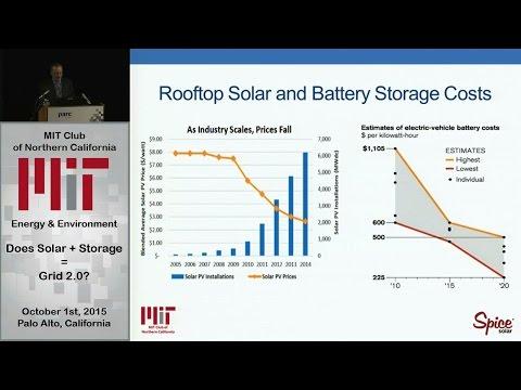 Does Solar + Storage = Grid 2.0?