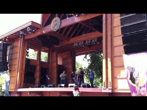 Bryan Sutton&The String Set, Rockygrass 2011