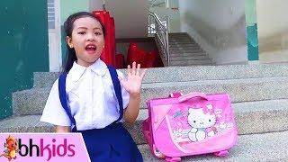 Mái Trường Mến Yêu - Nhạc Thiếu Nhi Hát Về Thấy Cô Trường Lớp 2017