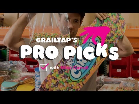 Mike Carroll | Crailtap Pro Picks