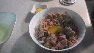 How to make Tuna fish Kababs