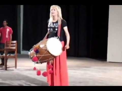 RANI TAJ - Dhol for The National College of Arts
