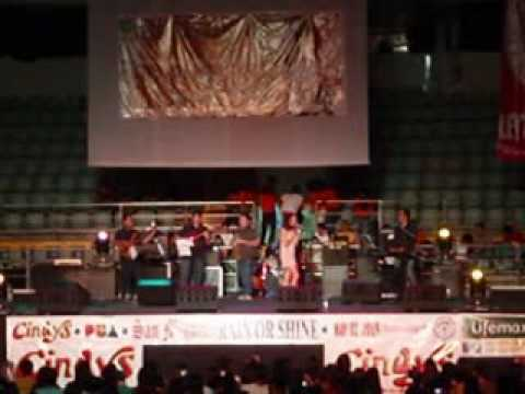Tattooed On My Mind - Sitti Live in Tacloban ( 06 March, 2009)