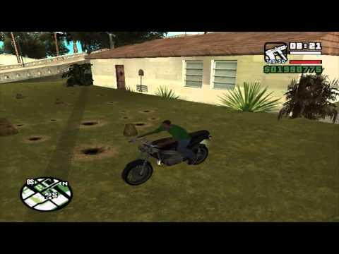GTA San Andreas - Armas Ocultas - Parte 1