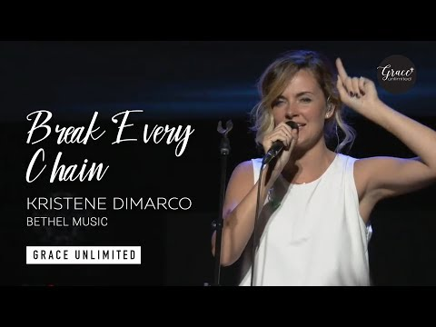 Break Every Chain with Spontaneous - Kristene DiMarco