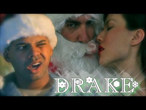 DRAKE - I Saw Mommy Kissing Santa Claus