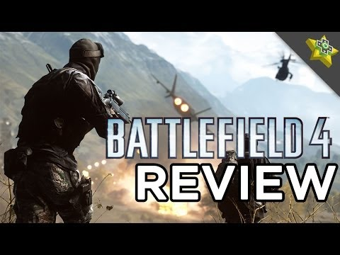 Battlefield 4 REVIEW! Adam Sessler Reviews