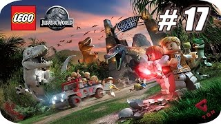 LEGO Jurassic World - Gameplay Español - Capitulo 17 - 1080p HD