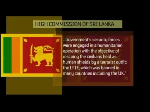War crime video footage, Sri Lanka Tamil killings -