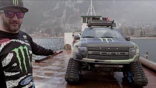 Ken Block's Ford F-150 RaptorTRAX