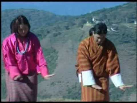 Bhutanese Music Video - Rang Sem Kar Ga Mikar video