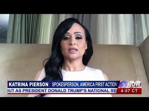 Katrina Pierson Discusses the New Spending Bill & More