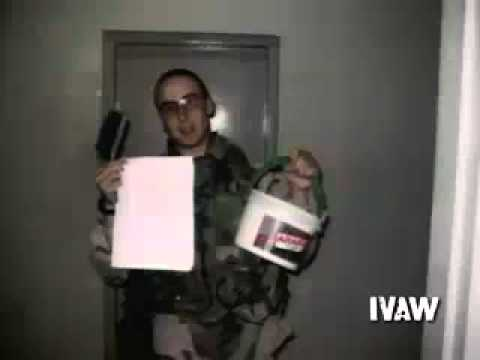 IVAW: Breakdown of The Military - Kristofer Goldsmith - PT 1 of 3