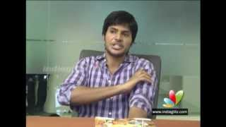 Damarukam - RLS is my first commercial film - Sundeep