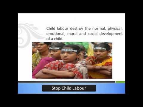 Child Labour in india presentation