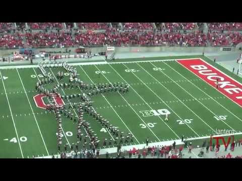 Ohio State Marching Band - Homecoming Halftime vs. Rutgers