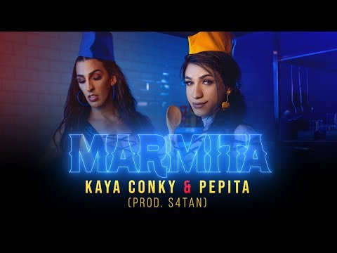 Kaya Conky - Marmita ft. Pepita (Clipe Oficial) [Prod S4TAN] thumbnail