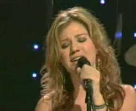 Because of You Acoustic - Kelly Clarkson