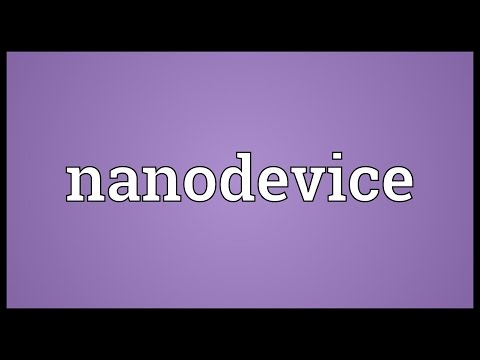 Header of Nanodevice