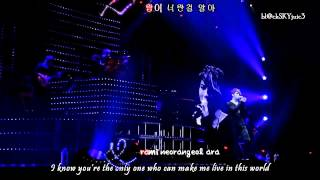 Kim Jaejoong (JYJ) - For You LIVE [hangul / roman / eng sub]