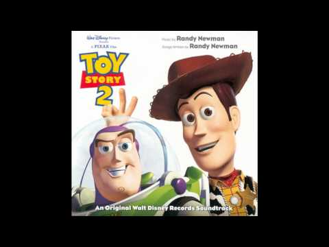 Toy Story 2 soundtrack - 14. The Cleaner