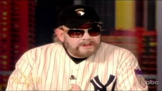 Crazy Hank William Jr on The View