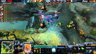 [EPIC] Secret vs Cloud 9 - Game 3 (Dota 2 Asia Championships) - GoDz & WinteR