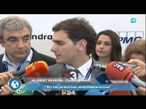 Noticias Intereconomía: corupción política, León de la Riva, y más | 29/05/2015