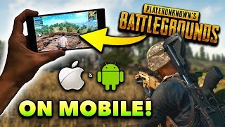 How to Download PUBG on iOS/Android! (PUBG Mobile Tutorial)
