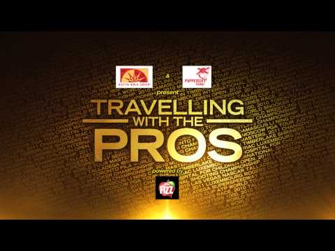 Travelling With The Pros - Mahesh Bhupathi and Sushil Kumar TV Promo