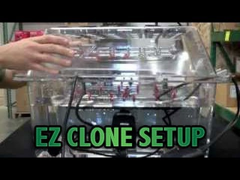 Ez Clone Setup and Directions- Online eHydroponics Store Reviews   Best Cloning Machine Success
