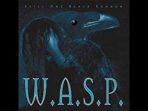 Wasp - For Whom The Bell Tolls (b-side to Mean Man)