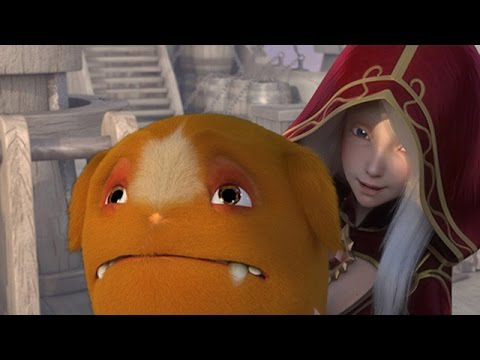 Dragons Movie Characters Dragon Nest Movie Warrior's