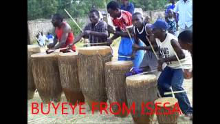 Mabiyu. Sukuma Dance, Songs and Drums, Bugunda, Bujora Songs, Buyeye Isesa, Bulabuka, Kadumu