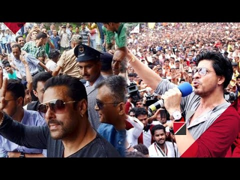Salman Khan & Shah Rukh Khan's FAN WAR On Twitter | Bollywood Gossip