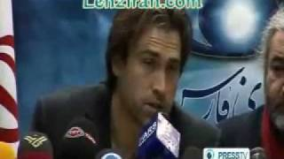 Son of film director Oliver Stone declare his conversion to Islam in a press conference