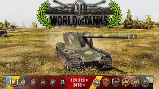 World of Tanks - Emil 1 - 9.2k Damage - 8 Kills - 2.3k base exp [Replay|HD]
