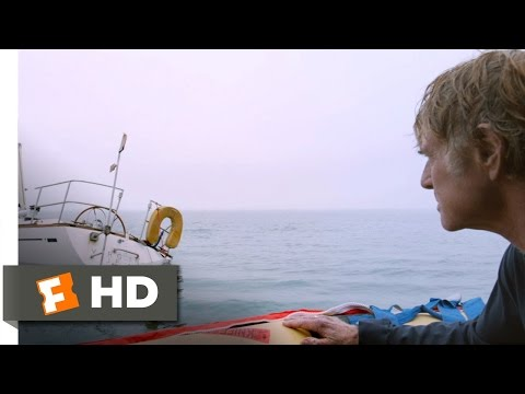 All Is Lost (5/10) Movie CLIP - A Sinking Ship (2013) HD