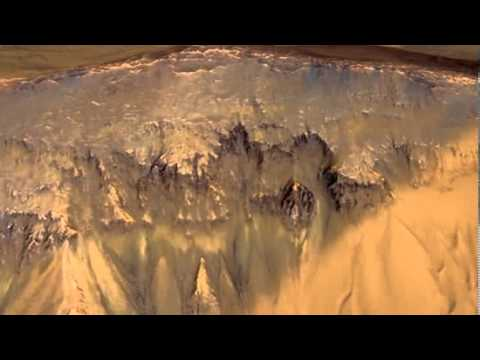 Possible Water Flows on Mars Seen by NASA Spacecraft