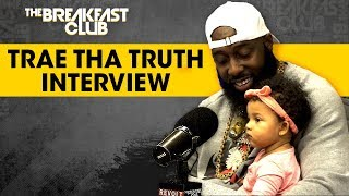 Trae Tha Truth Talks New Music, Raising A Daughter + More