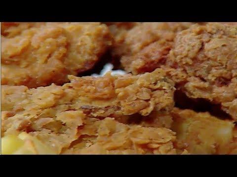 بروستد الدجاج - كول سلو - أرز مبهر الشيف  #غفران_كيالي #هيك_نطبخ #فوود