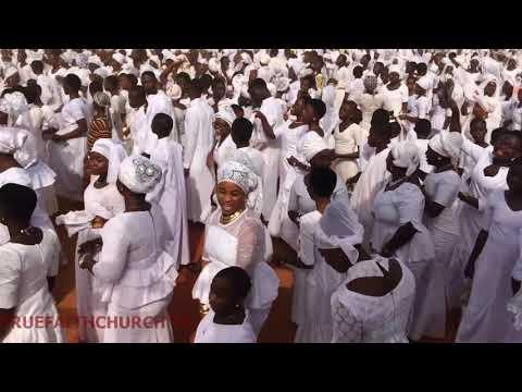 TRUE FAITH CHURCH OF GHANA - TEPA CONVENTION SATURDAY