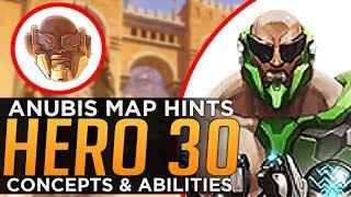 Overwatch: Mystery Head Guy - Hero 30 Abilities & Concept