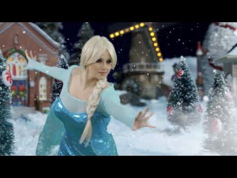 CHRISTMAS PARODY REWIND 2014 ft Taylor Swift Iggy Azalea Frozen Medley