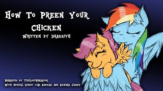 How To Preen Your Chicken [MLP Fanfic Reading] (Slice of Life)