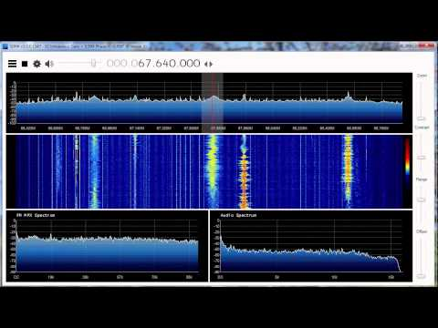 67.64 MHz Radio Vitebsk (Belarus) Received with sporadic E in the Netherlands