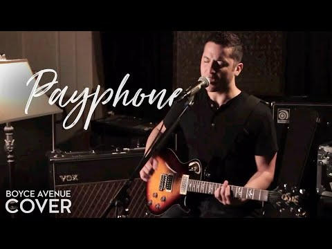 Maroon 5 - Payphone (Boyce Avenue acoustic cover) on iTunes & Spotify Music Videos