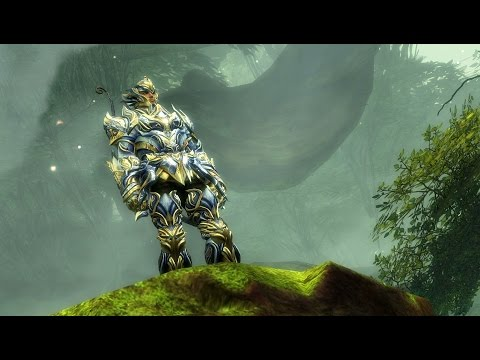Guild Wars 2 Legendary Armor Preview
